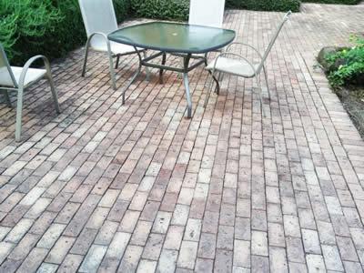 Brick Washing Image